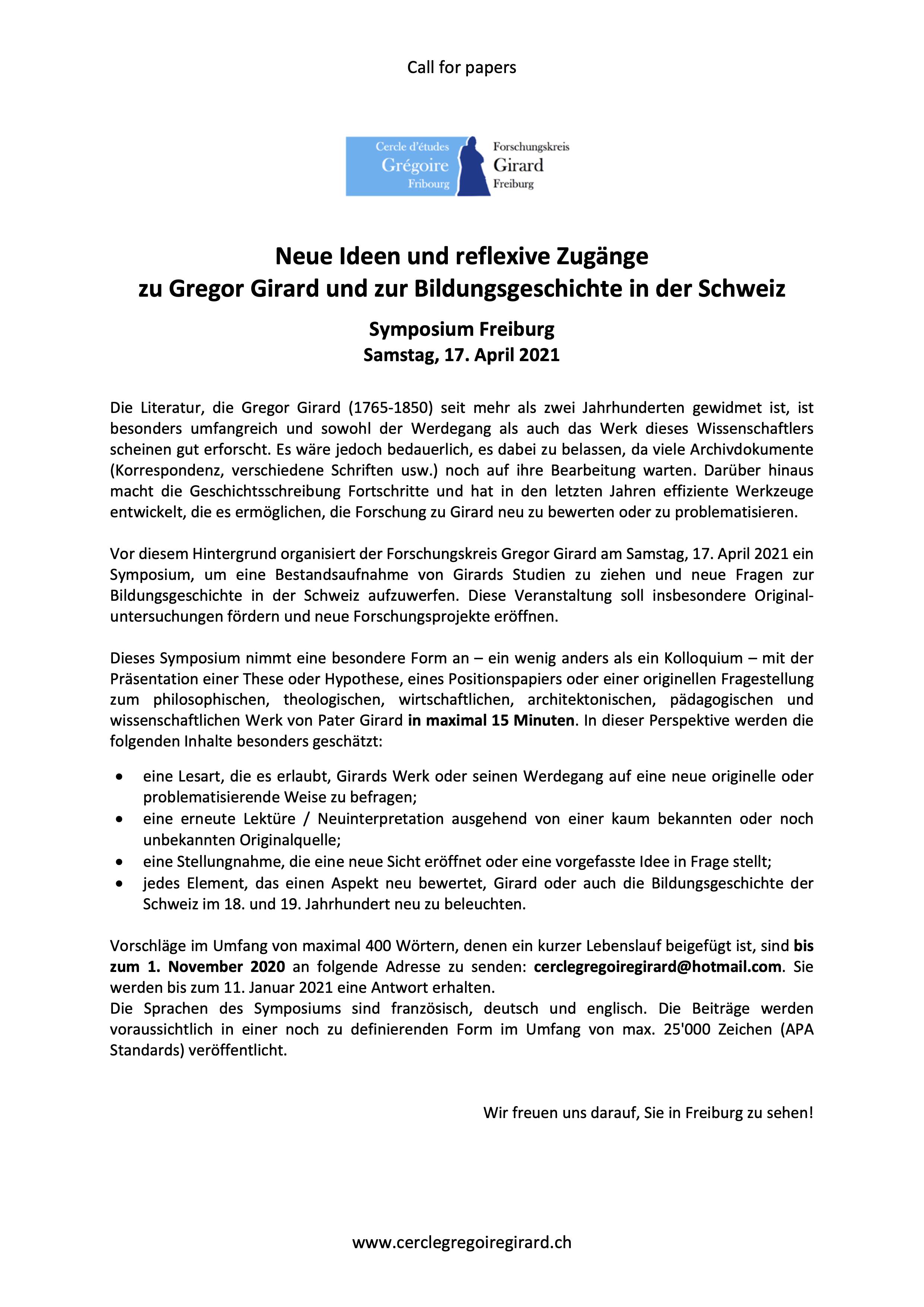 Call Symposium Girard 2021_de